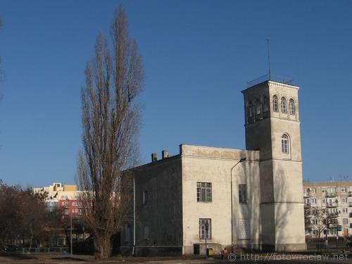 Dworzec Marchijski (I)