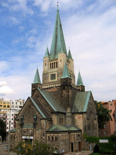 Kościół pod wezwaniem św. Augystyna (I)
