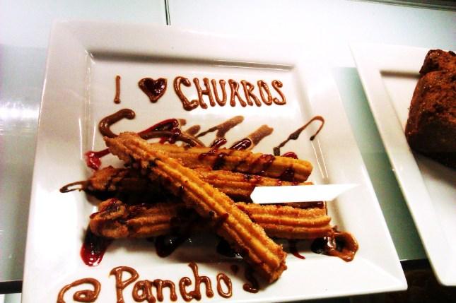 I heart churros