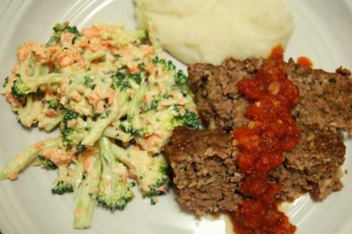 harissa meatloaf