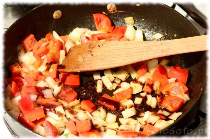 Smazymy warzywa