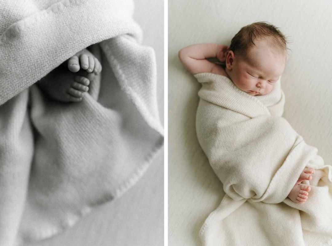 Newborn billeder | Babyfotografering