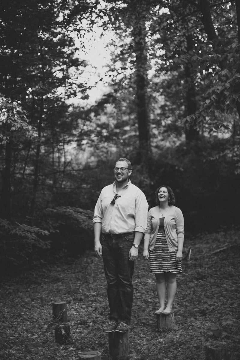 22 Susannah and Jacob at Camp Wayfarer