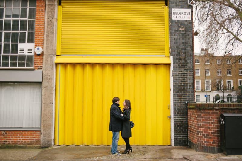 088 Mariana & Roger engagement photographer London