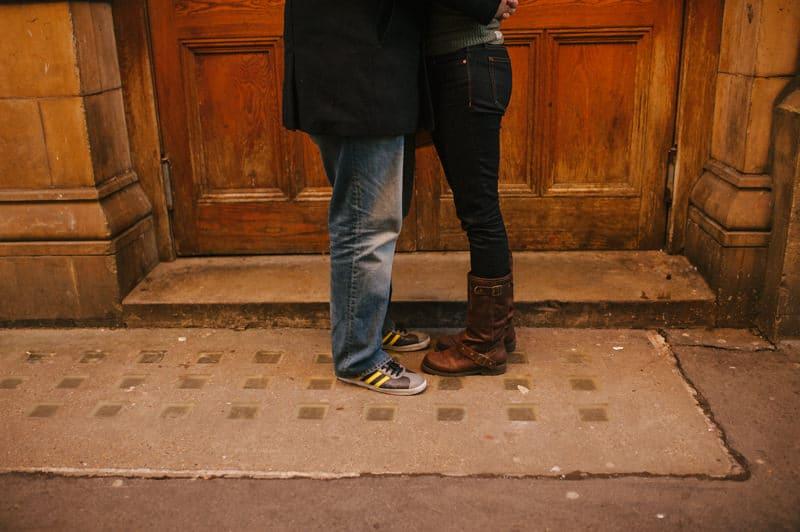 165 Mariana & Roger engagement photographer London