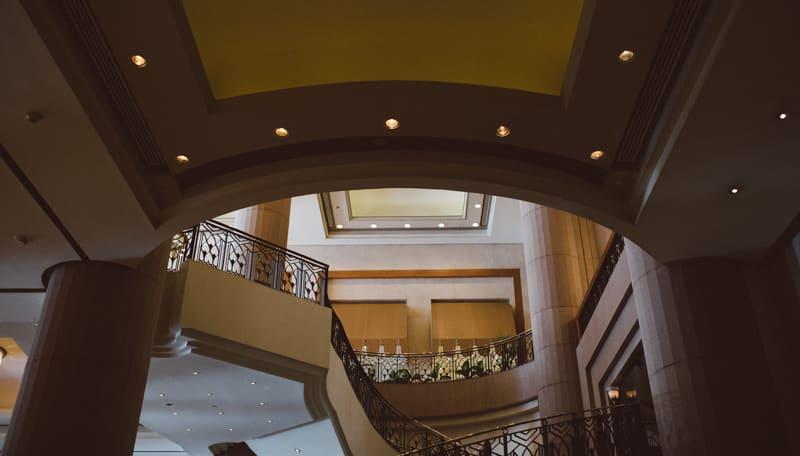 Intercontinental hotel Cairo