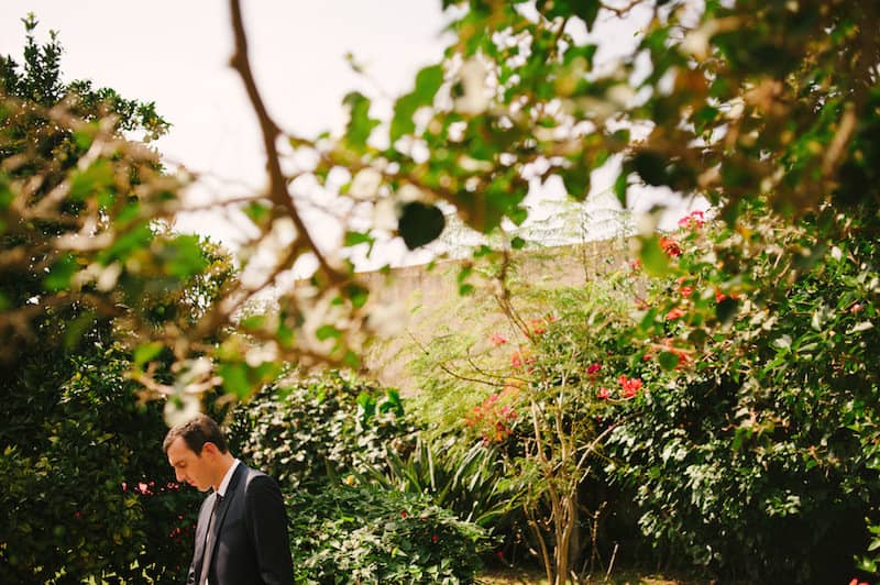 Fotografia criativa de casamento em Portugal