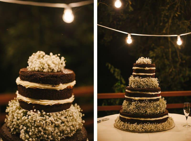 Ideias para a zona de corte do bolo