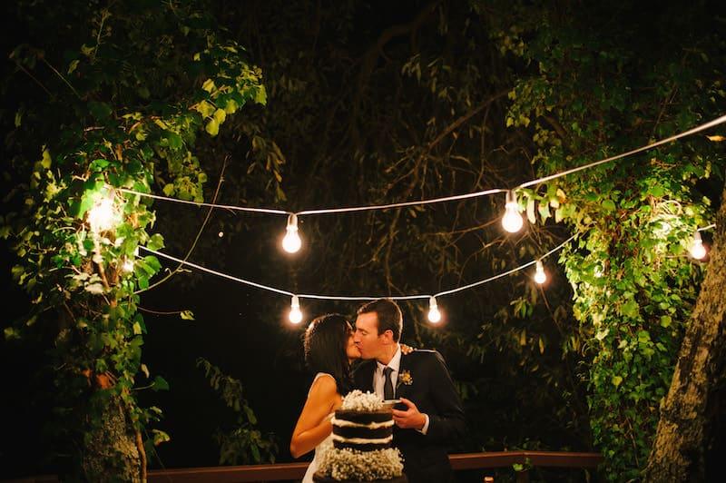 Ideias para bolo de casamento simples