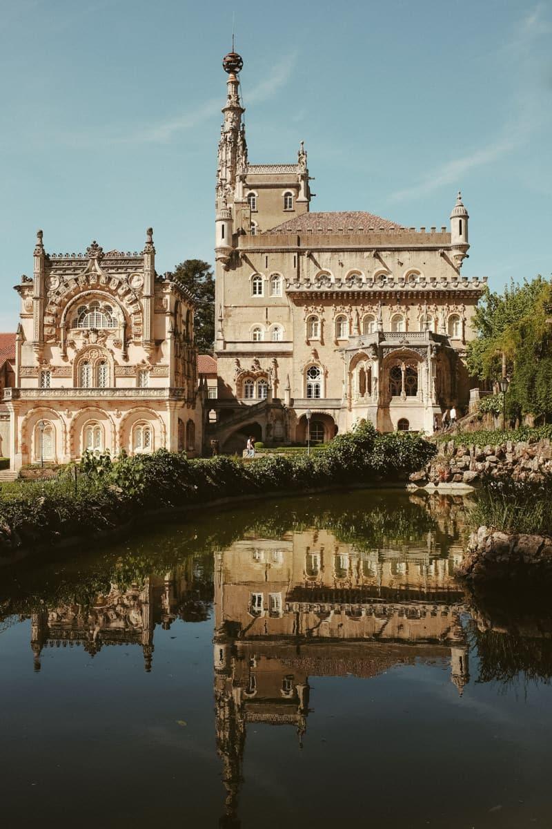 casamento palácio buçaco