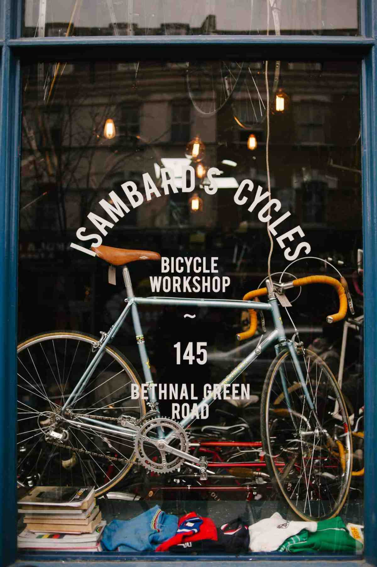 Isambard Cycles