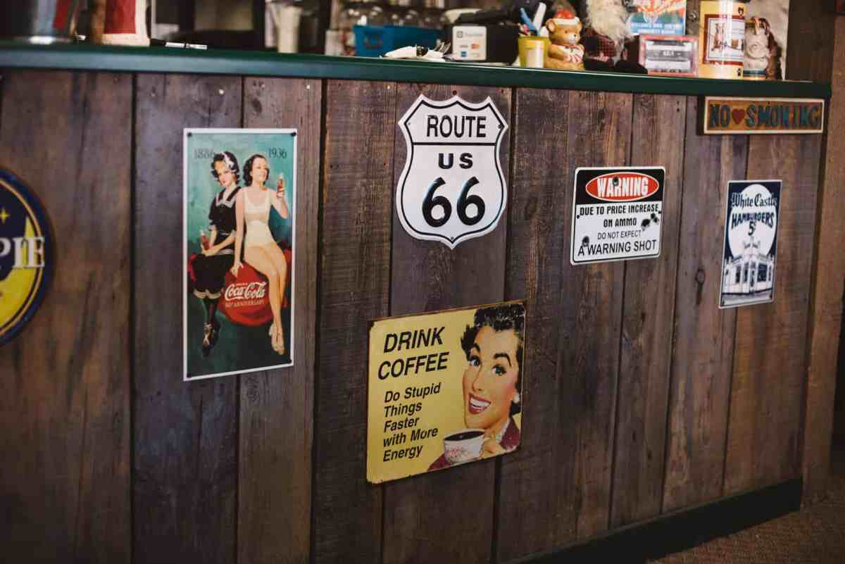 Williams route 66
