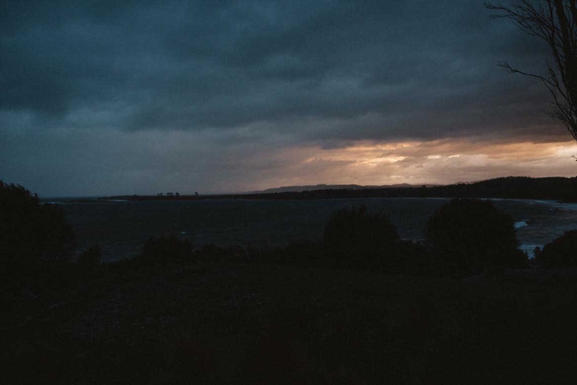 avalon coastal retreat sunset