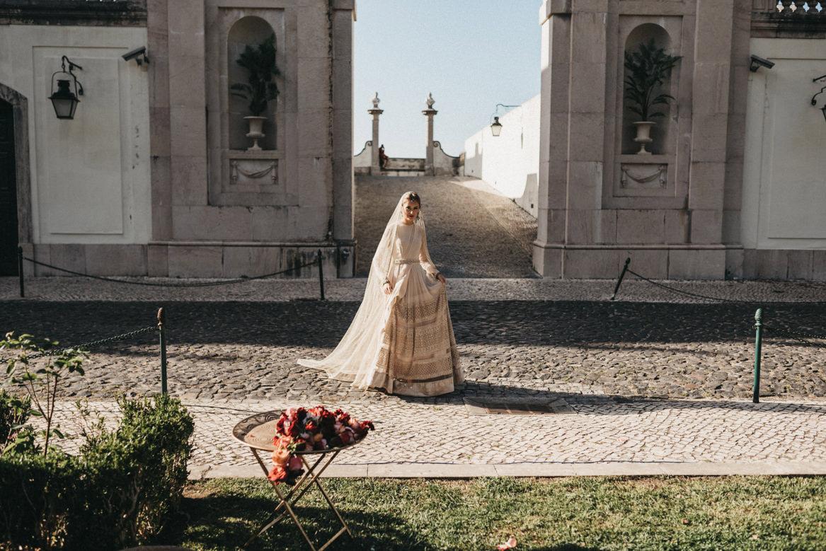 Tivoli Seteais wedding