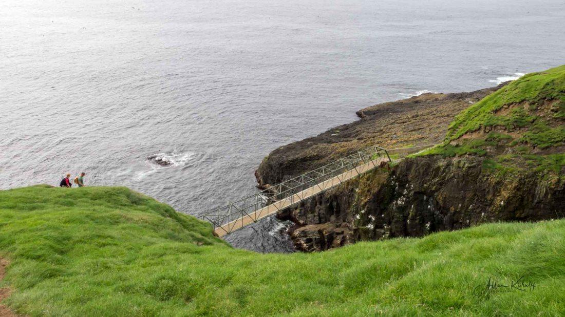 Holmen9 - Tur til Mykineshólmur Lighthouse