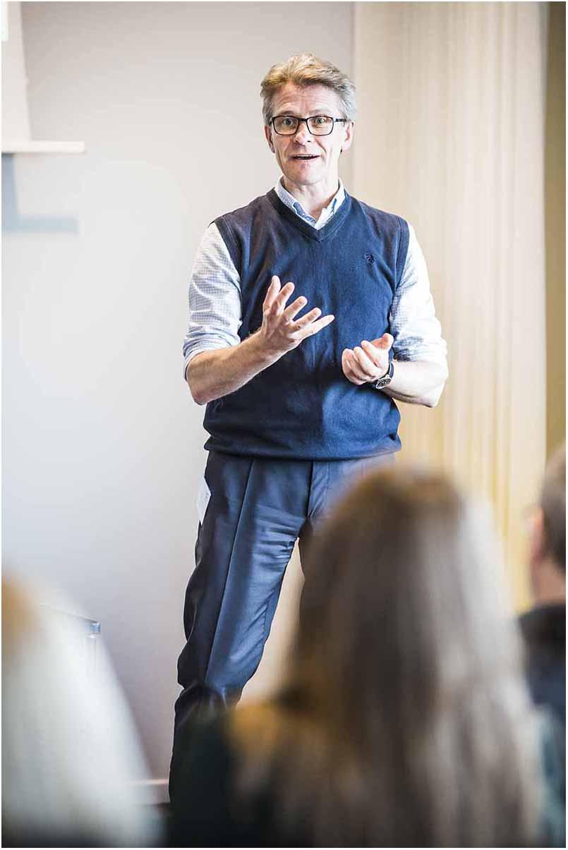 konference event i Esbjerg