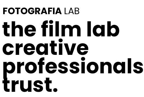 fotografia lab film processing
