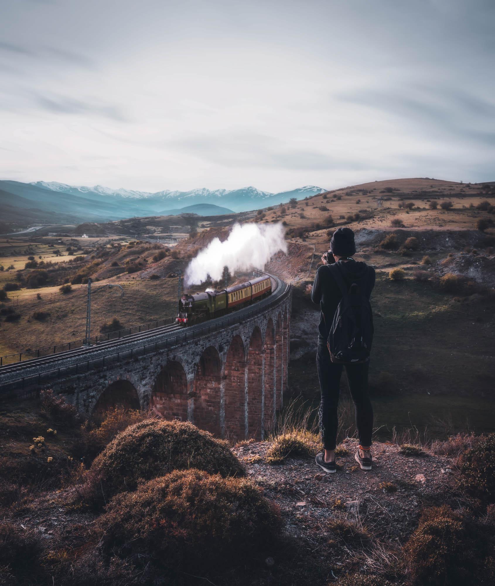 Tren Magico Harry Potter - Linzex