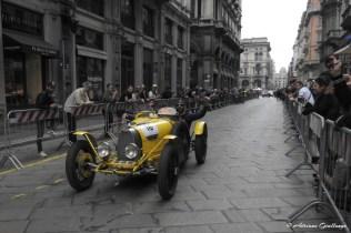 Giulio Felloni, Riccardo Felloni - BUGATTI T 35 A 1925