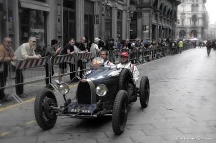 Mille Miglia 2018 Milano