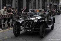 Alessandro Gamberini, Arturo Cavalli - LANCIA LAMBDA VII SERIE CASARO 1927