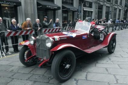 Giovanni Moceri, Daniele Bonetti - ALFA ROMEO 6C 1500 SUPER SPORT 1928