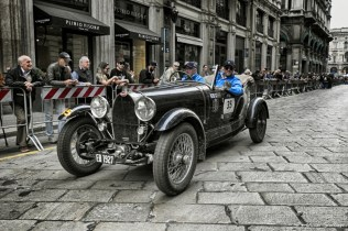 Vanni Curridor - Laurent Meyers - BUGATTI T 38 1927