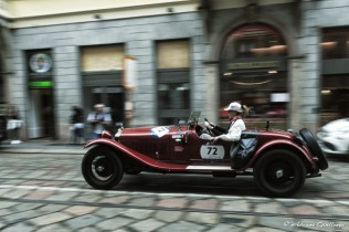 Jamie Constable, Susanna Constable - ALFA ROMEO 6C 1500 SUPER SPORT ZAGATO 1930