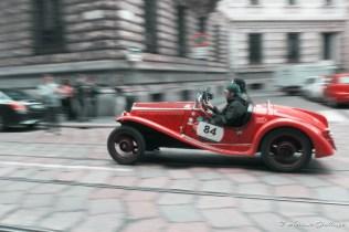 Andrea Giacoppo, Oliver Wickham - FIAT 508 S BALILLA SPORT COPPA ORO 1933