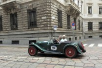 Ivo Noteboom, Ton Blankvoort - ASTON MARTIN 2 LITRE SPEED MODEL 1937