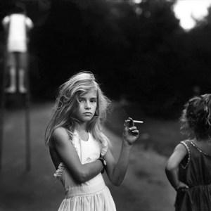 sally mann fotografa americana fotografia figli