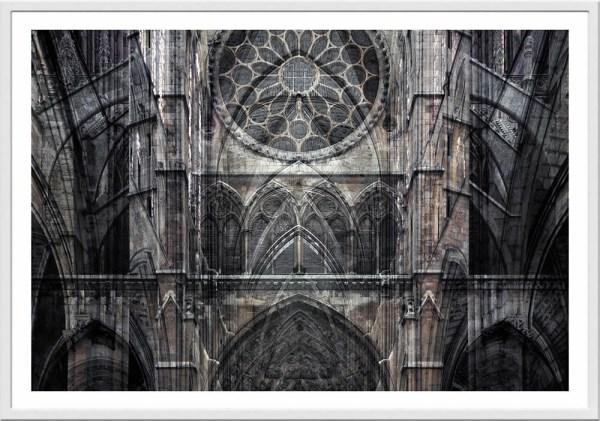 Roland-Fischer-Leon_cattedrale fotografia astratta