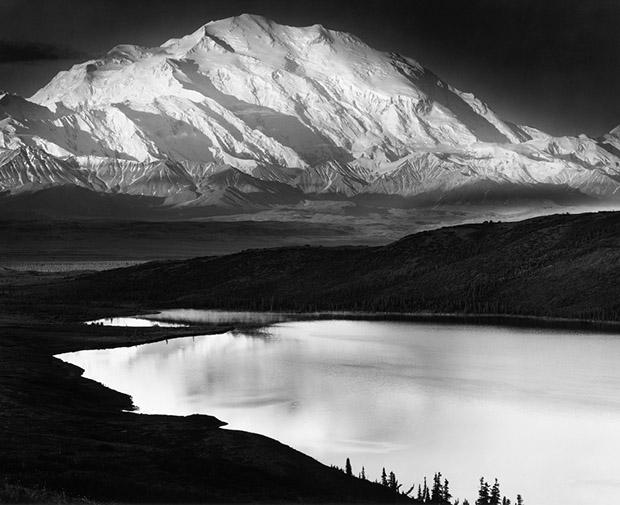 Fotografare in bianco e nero paesaggi foto monocromatica scala di grigi