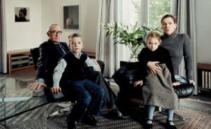 Thomas Struth fotografo tedesco immagini famiglie