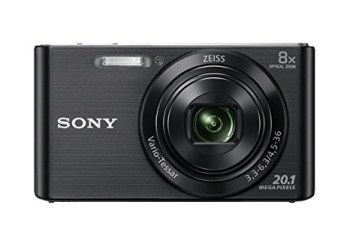 prezzo e caratteristiche della Sony DSC-W830