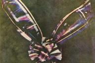 James Clerk Maxwell tartan ribbon prima fotografia a colori