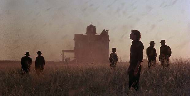 Fotogrammi iconici della storia- Fotografia e Cinema days of heaven