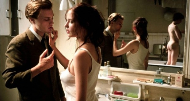Fotogrammi famosi dei film the dreamers