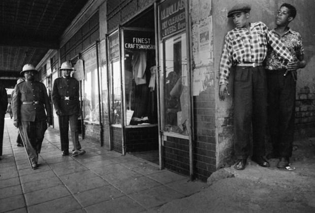 Jürgen Schadeberg bianco e nero fotografie apartheid