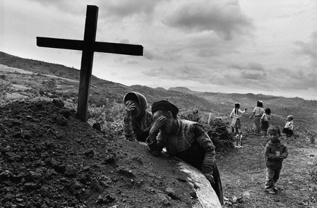 Lu nan on the road cattolici cinesi foto fotografia