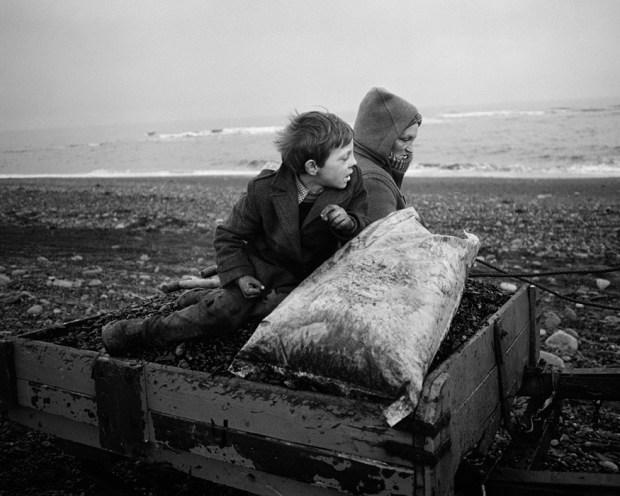 In flagrante two Chris Killip fotografia bianco e nero fotografo