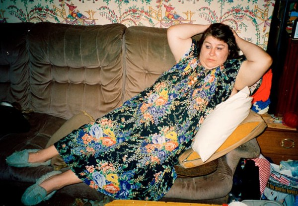 richard billingham ray's a laugh fotografia madre Liz