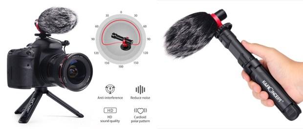 KF concept CM 600 microfono recensione e caratteristiche
