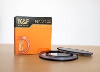 come funziona un filtro Kf concept black mist fotografia e video