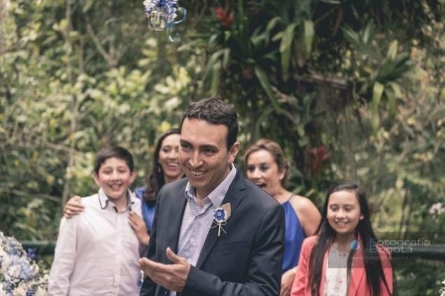 Video de boda vintage Azul Casa de Campo Potrerito Fotografias de Bodas