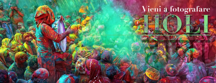 Holi - Photo Tour