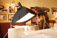 per avere una buona foto delle fantastiche preparazioni della famiglia Fischetti bisogna dare un pò di fastidio !!