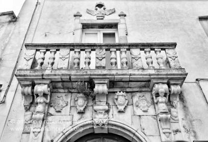 Rotondella (MT), centro storico.