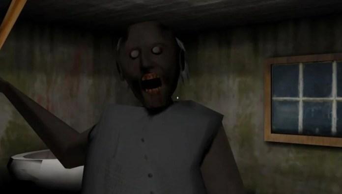 videojuego terror: granny