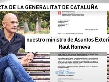 Resultado de imagen de departament asuntos exteriores generalitat de cataluña